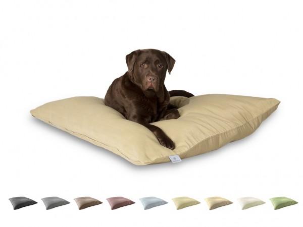 """2-in-1 Hundebett L 110x110cm """"Mittelgroße Hunde"""" DARLING LITTLE PLACE im Design SOLID NEUS MODELL"""