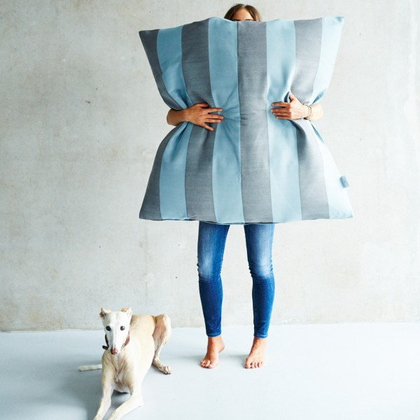 "Hundebett 110x110cm ""für mittelgroße Hunde"""